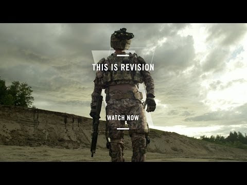 This Is Revision – The New Military Exoskeleton
