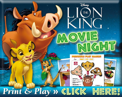 Download The Lion King Signature Movie Night