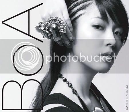 'BoA' album cover