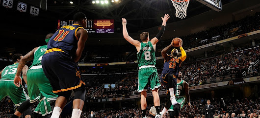 C's Prepare for Home-and-Home with Cavaliers