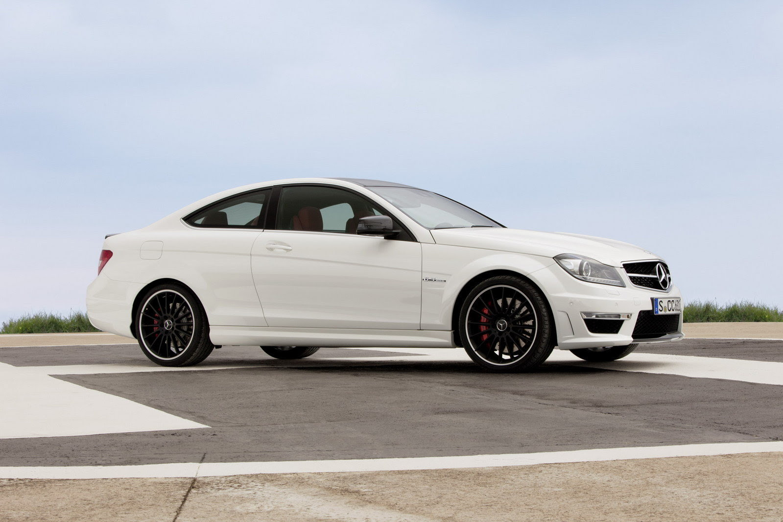 2013 Mercedes C63 AMG Coupe - Picture 396797 | car review ...