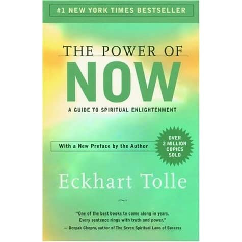 a review of The Power of Now: A Guide to Spiritual Enlightenment