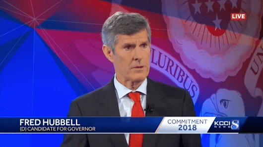 Fact Check: Does Fred Hubbell Support Tax Break for Middle Class Iowans? | Caffeinated Thoughts