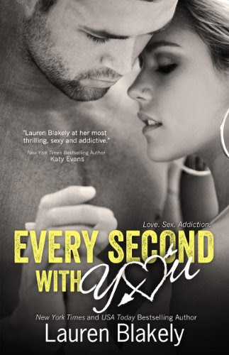 Every Second With You (No Regrets) by Lauren Blakely
