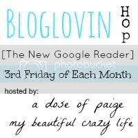 Bloglovin' Hop!