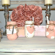 Valentine's DIY: Simple, Vintage, Distressed Mason Jars - Driftwood Market