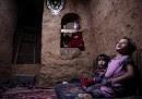 siria rifugio bombe