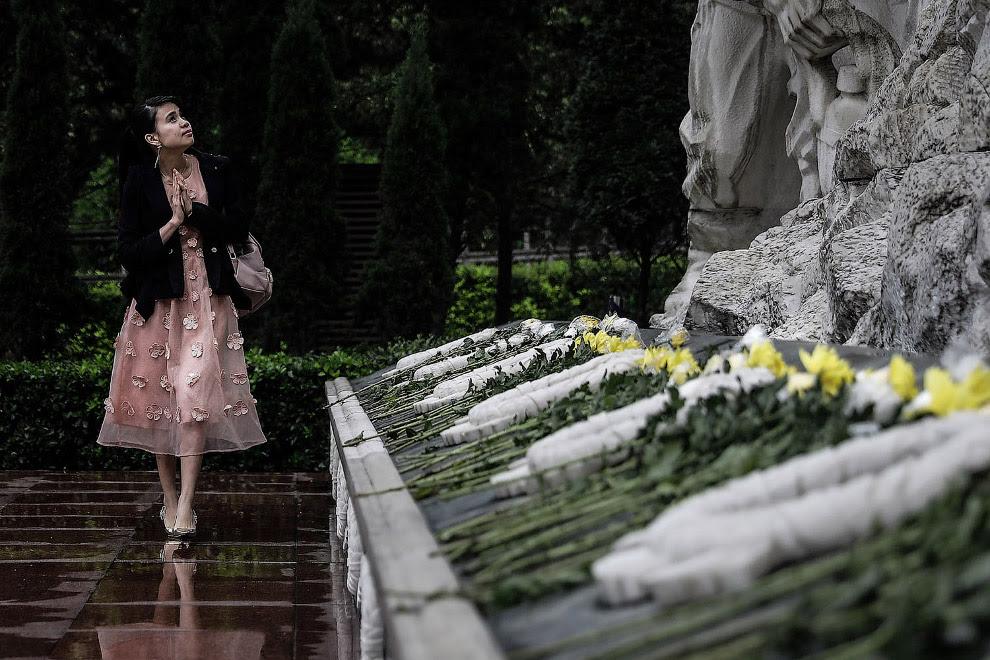 Меморіал, присвячений жертвам Землетрус в Сичуані