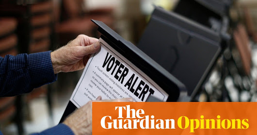 American elections are too easy to hack. We must take action now | Bruce Scheier | Opinion | The Guardian