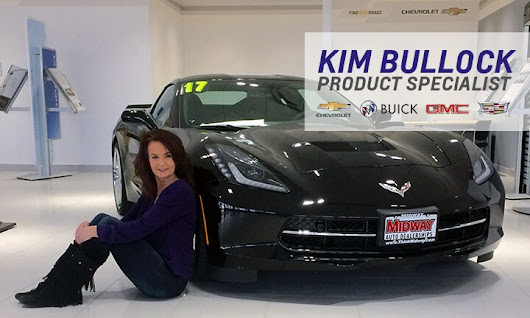 Midway Auto Dealerships | Meet Midway Monday: Kim Bullock, Product Specialist