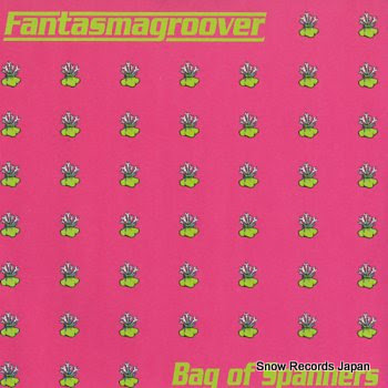 FANTASMAGROOVER bag of spanners