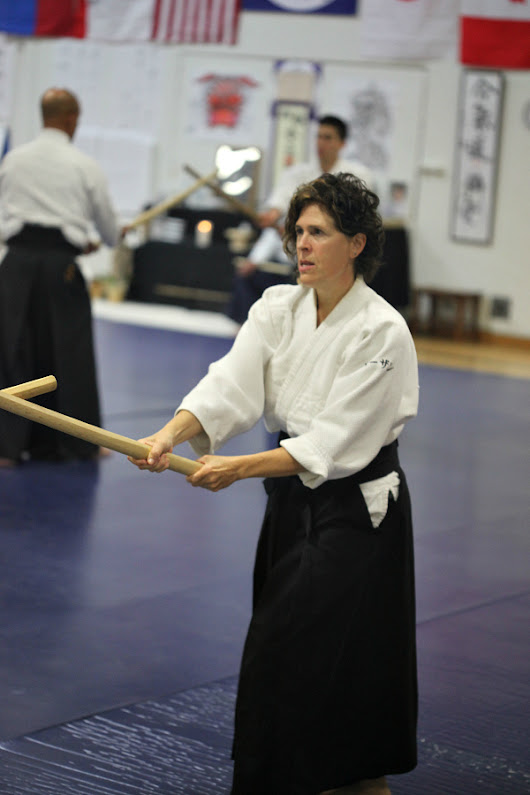 I Was Hit in Aikido—and it was an honor