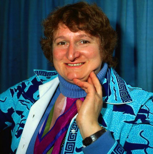 IMG BELLA EMBERG, British Comedy Actress
