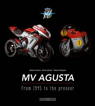 New Book to Tell the Entire History of MV Agusta