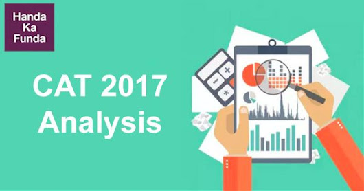 CAT 2017 Exam Analysis – Expected Cutoff and Percentile Mapping