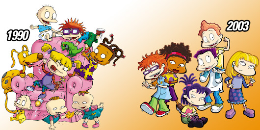 """Rugrats"" Artist Reveals What Tommy and the Gang REALLY Look Like All Grown Up"