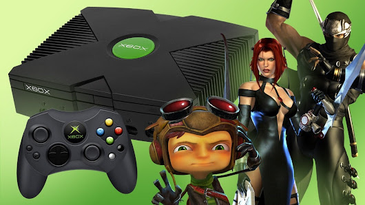 First 13 Original Xbox Games Announced for Xbox One Compatibility - IGN