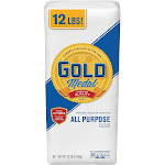 Gold Medal All-Purpose Flour (12 lb.) by Jekema