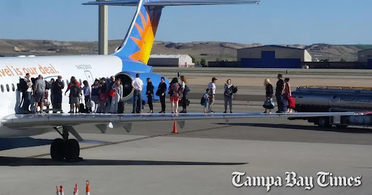 Thousands of people flew Allegiant thinking their planes wouldn't fail. They were wrong.