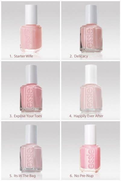 Light Pinks #nailcolour   nails   Pinterest   Lights, Nail