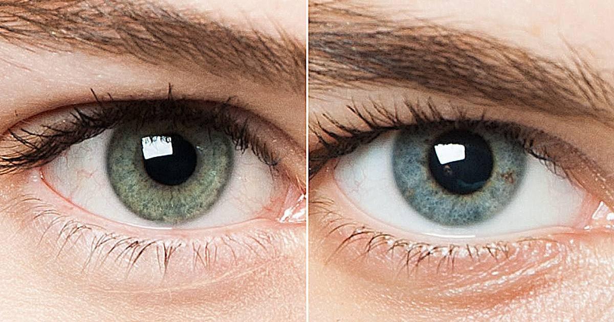 Grau Bild: Graue Augen Welcher Lidschatten