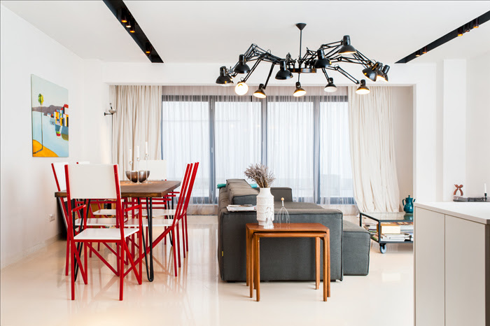 Apartament Bucuresti Designist 4 De ce e important să mizezi pe alb în decorul de acasă?