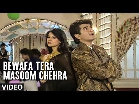 Bewafa Tera Masoom Chehra - Betrayal Song Lyrics  Mohammad Aziz