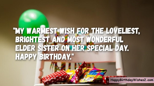 100 Best Happy Birthday Wishes Messages And Quotes For Sister