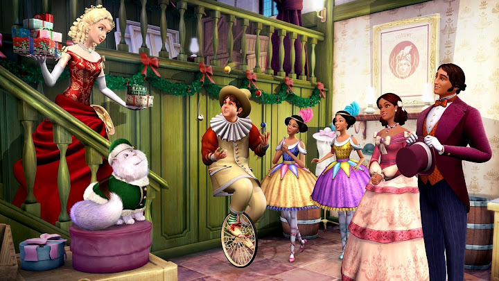 Barbie in A Christmas Carol - Movies on Google Play