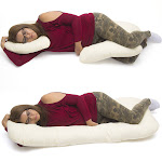 Gymax C Shape Total Body Pillow Pregnancy Maternity Comfort Support Cushion Sleep