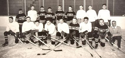 1929-30 Montreal Canadiens team, 1929-30 Montreal Canadiens team