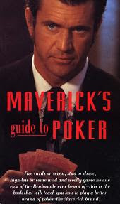 'Maverick's Guide to Poker' by Charles E. Tuttle (1994 reissue)