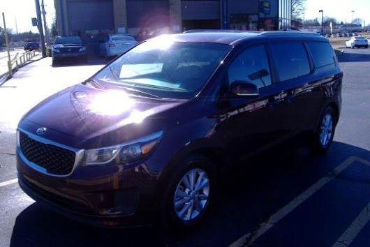 Used 2015 Kia Sedona LX for Sale in Fort Smith AR 72904 Hertz Car Sales