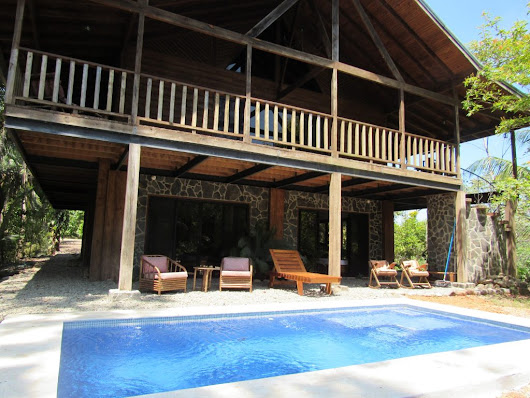 34 ACRES - 3 Bedroom Home Plus Sleeping Loft With Pool and River, Nature Lover's Dream!!! - Costa Rica Real Estate