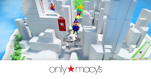 Macy's Thanksgiving Day Parade - Parade Info & More - Macy's
