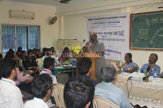Entrepreneurship Awareness Camp | Chennai Local News