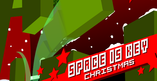 Space is Key Christmas is here!