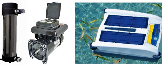 Energy Efficient Pool Equipment - Tips & Reviews