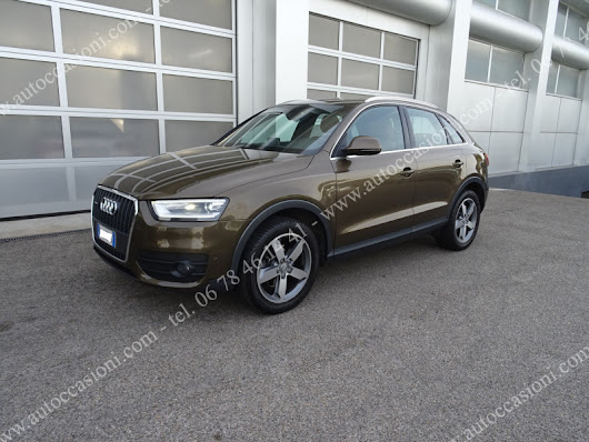 Audi Q3 2.0 TFSI 211CV quattro S tronic Advanced Plus