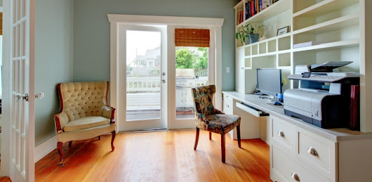 Declutter Your Home Office - NYC Professional Office Organizer