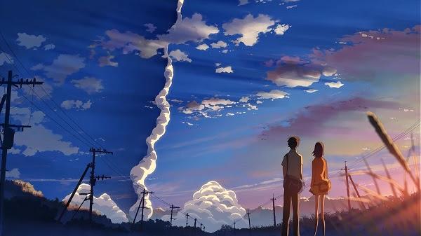 Byousoku 5 Centimeter Anime Endings (ED)