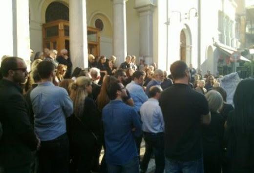 Πάτρα: Οδύνη στην κηδεία του δικηγόρου Γιάννη Γκότση που ''έφυγε'' στα 41 του χρόνια
