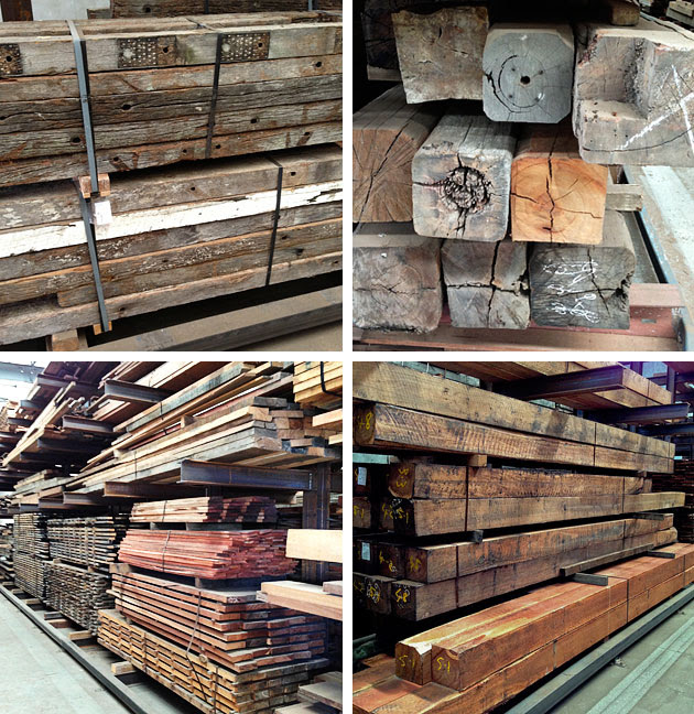 10 recycled timber specialists in and around Melbourne