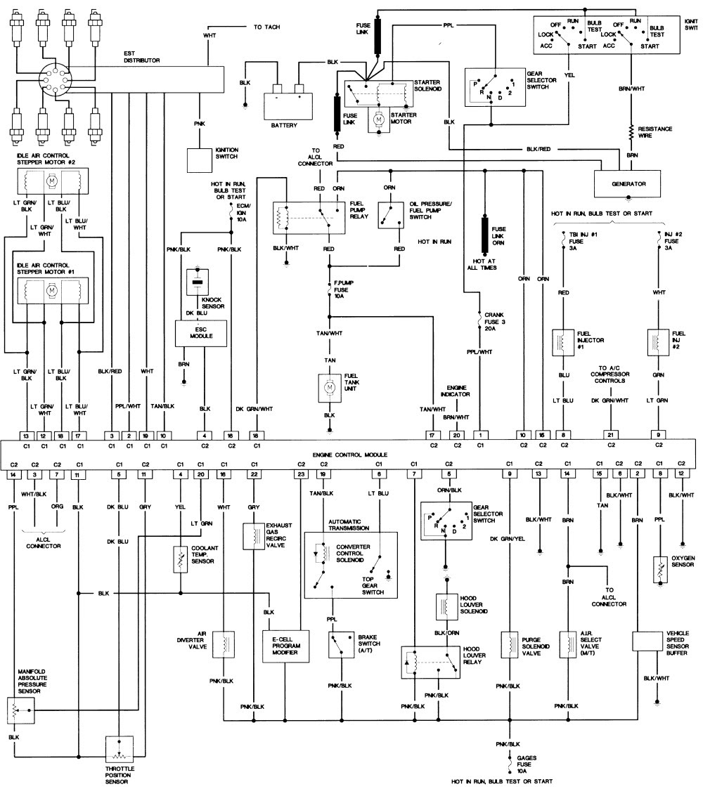 94 Dodge Ram 1500 Wiring Diagram - Wiring Diagram Networks