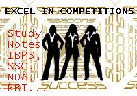 Study notes for Competitive Exams