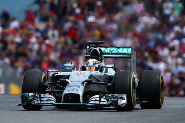 Lewis Hamilton - F1 Grand Prix of Austria