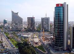 San Isidro district, Lima