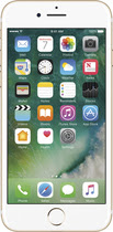 Apple - Geek Squad Refurbished Iphone 7 128gb - Gold (sprint)