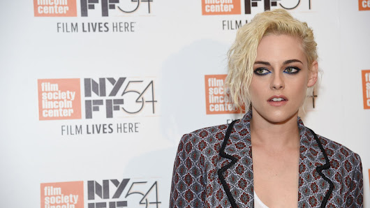 Kristen Stewart has co-authored a paper on artificial intelligence