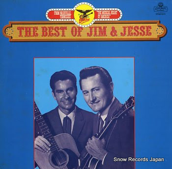 JIM & JESSE best of jim & jesse, the